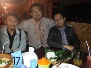 Bersama Wasis dan Bambang