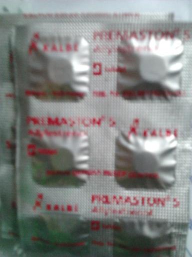 Premaston, untuk Mengurangi Resiko terjadinya Abortus