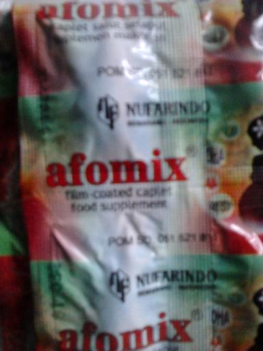 Afomix, untuk Menunjang Pertumbuhan Normal Janin dan Mengurangi Frekuensi Muntah